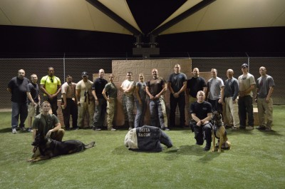 Police Seminar,Police seminar,k9 seminar,luke air force base k9
